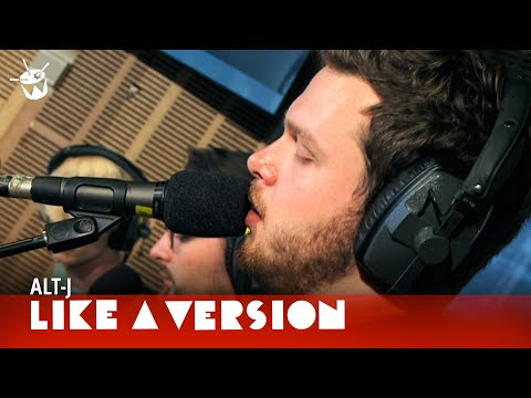 Alt-J cover Dr Dre/Kylie Minogue &#039;Slow Dre&#039; for Like A Version