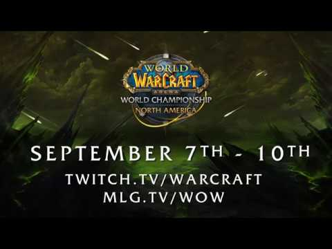 Watch the World of Warcraft 2017 North American Regional Championship September 7-10!
