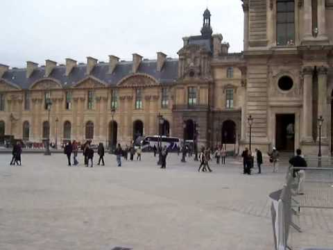Video Blog 2 - Paris/Louvre