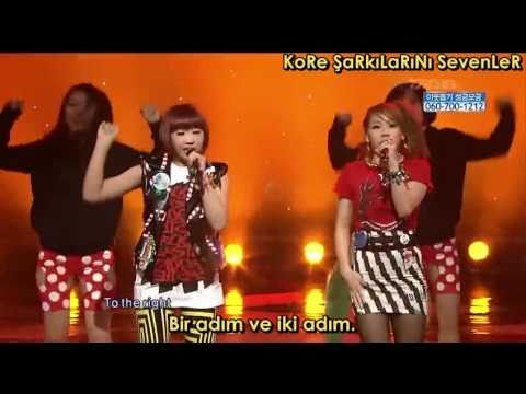 2NE1 Dara Inspired Nails - Falling in Love MVDara Falling In Love Nails