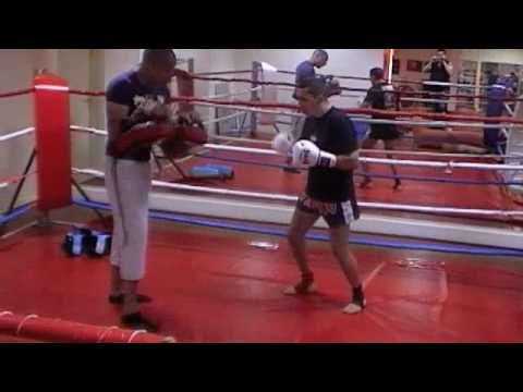 Muay Thai Training Image 1