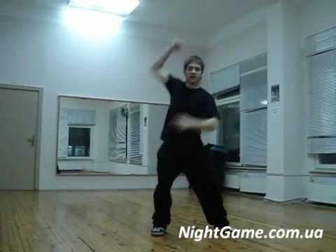 Видео как танцевать клубные танцы