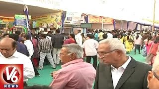 Huge Response For National Book Fair At NTR Stadium | Hyderabad