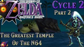 Majora's Mask: Glitchless 3-Cycle Failure | Cycle 2, Part 2