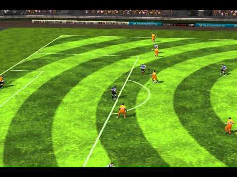 FIFA 14 iPhone/iPad - Hamburg VfB vs. SK Sturm Graz