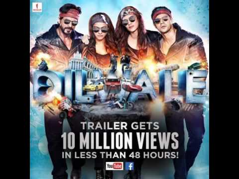 Dilwale Theme Of Dilwale GERUA REMIX FUNK FULL SONG   YouTube