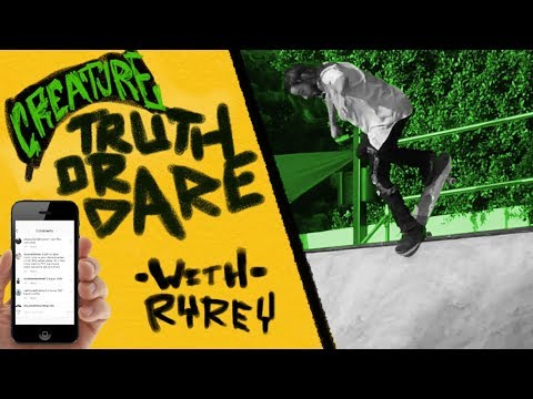 "Creature's ""Truth or Dare"" with Ryan Reyes"