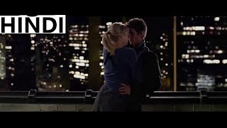 [HINDI] Peter and Gwen - Rooftop Kiss Scene - The Amazing Spider-Man 2012