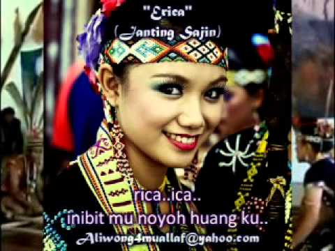 Janting Sajin - Erica (Lagu Murut HQ Audio With Lirik)
