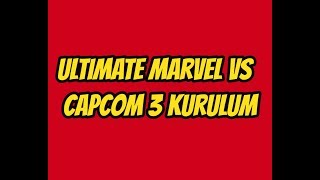 Ultimate Marvel vs Capcom 3 Kurulum