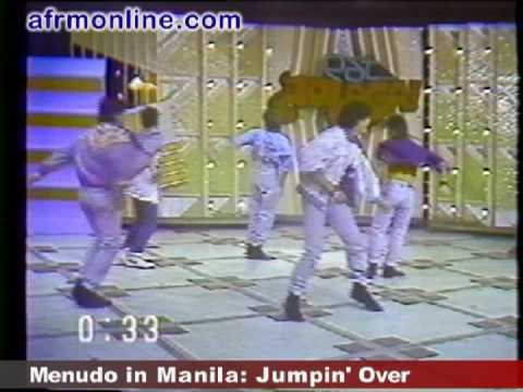 Menudo:  Jumping Over  Eat Bulaga - 2