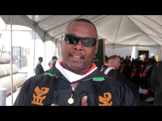 Spring Commencement 2013 | Octavious Wiley