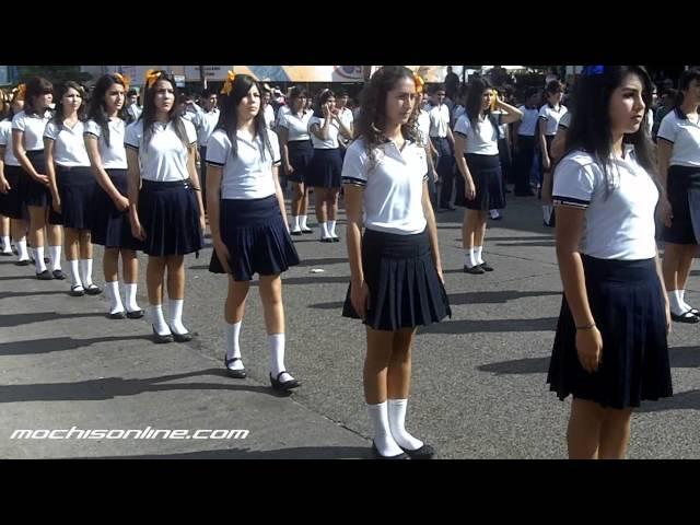 Desfile del 20 de noviembre 2011 - Los Mochis