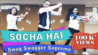 download lagu Socha Hai  Baadsaho  Dance Cover  By gratis