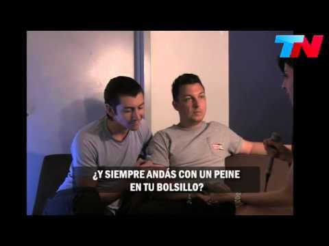 Arctic Monkeys interview for TN LA Viola (Argentina)