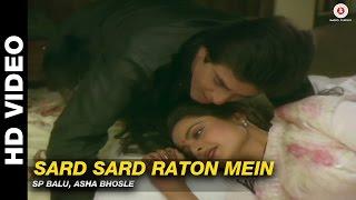Sard Sard Raton Mein - Ek Hi Bhool | S. P. Balasubrahmanyam & Asha Bhosle | Jeetendra & Rekha