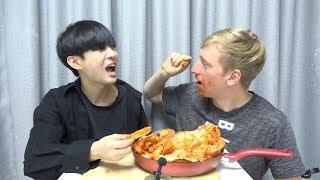 1$ Kimchi VS 200$ Kimchi
