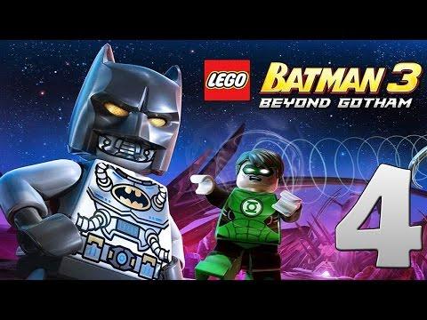 Zagrajmy w LEGO Batman 3: Poza Gotham odc.4 Banda Jokera Schwytana