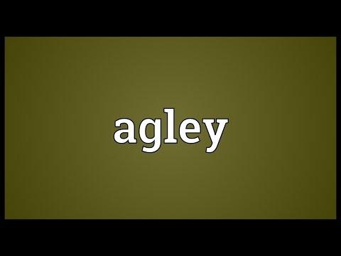 Header of agley