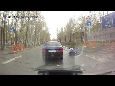 ДТП Стрежевой 29.05.2014