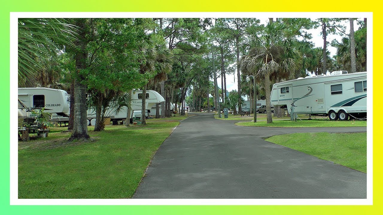 Tampa Florida Rv Parks Tampa Campgrounds Rv Camping In