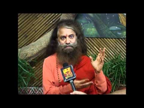 Pujya Swamiji Speaks on Preserving Mother Ganga