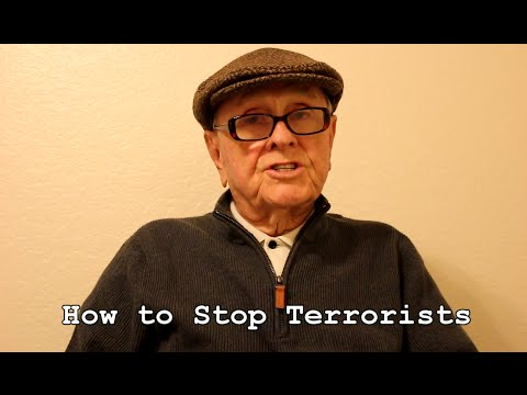 How to Stop Terrorists
