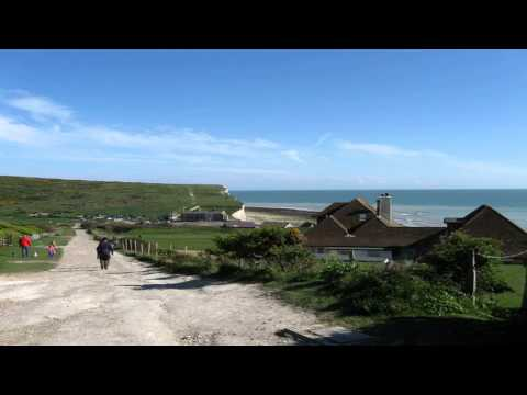 Birling Gap Eastbourne East Sussex