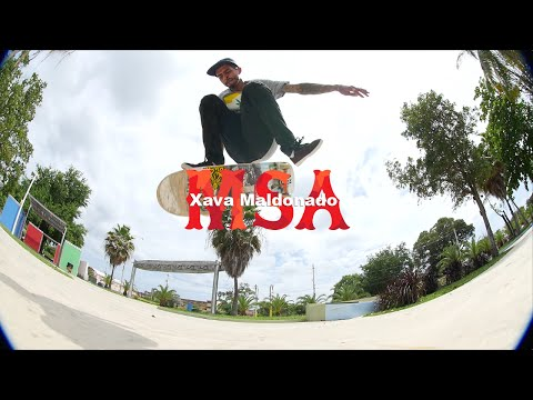 Xava Maldonado 5 on Flat