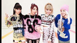 2NE1 BEING 2NE1 FOR 13 MINUTES