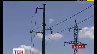 У Красногорівці повністю відновили енергопостачання - (видео)
