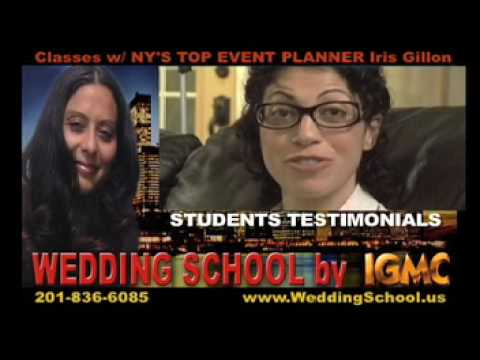 0 Event Planning University I Wedding School Classes www.WeddingSchool.US   201 836 6085