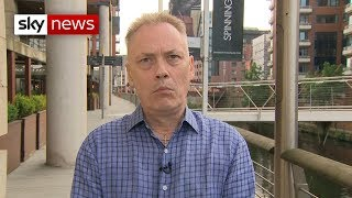 Terry Christian: ITV to blame for Jeremy Kyle 'bear-baiting'