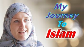 Journey to Islam Sister Alana:I Was Believing the Media!!