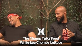 UFC 216: Champ Demetrious Johnson Mercilessly Teases Kevin Lee About Food + Cutting Weight