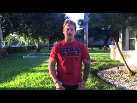CHRIS JERICHO (Fozzy) - Ice Bucket Challenge