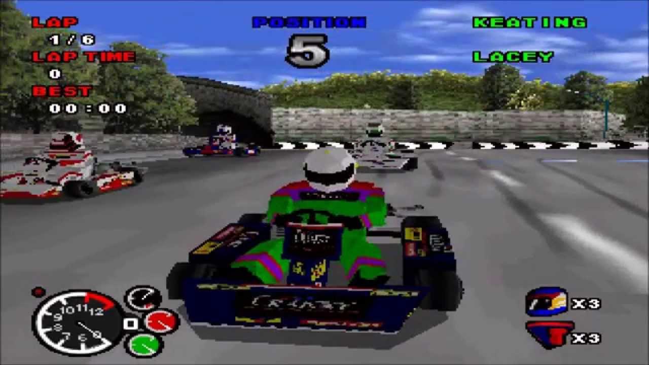 Formula karts Race