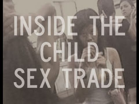 Inside The Child Sex Trade - 40min. Documentary video