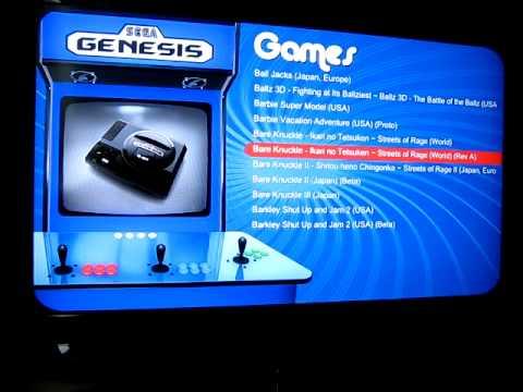Acer Revo 3610 Arcade Machine! (Consolized Emulator PC)