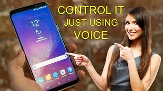 How to Control Your Android Phone Entirely with Your Voice
