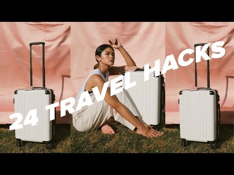 WHAT TO PACK ON A CARRY-ON FOR A 3 WEEK TRIP TO  6 COUNTRIES