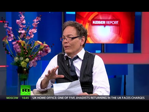 Keiser Report: Markets Mind Carnage (E710)