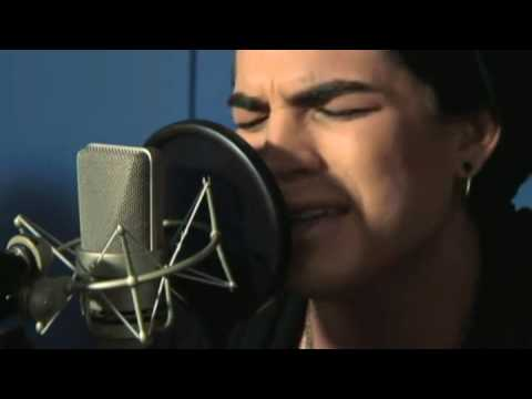 Adam Lambert - Whataya Want From Me Acoustic Live