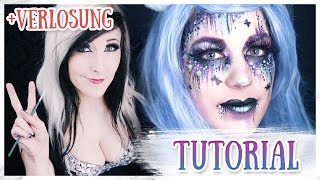 Splash Design LOOK || MAKE-UP TUTORIAL [+VERLOSUNG] || DE