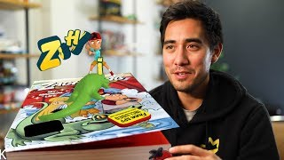 Making the Magic of the Zach King Book