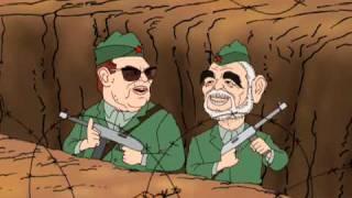 Talijani i partizani LNH