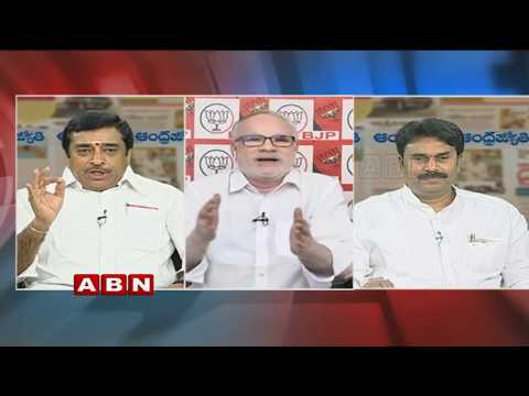 Debate | AP Govt To File Counter Affidavit In SC Against Centre | Public Point | ABN Telugu