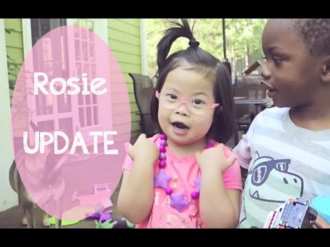 ROSIE'S 3 MONTH UPDATE  |   CHINA ADOPTION