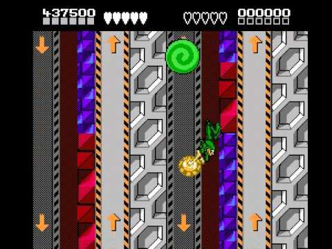 Battletoads - Battletoads (NES) - Vizzed.com Play - clinger winger perfection - User video