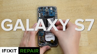 Galaxy S7 Battery Replacement—How To